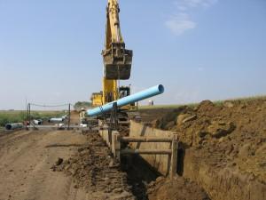 16 inch pipe for IA - Segment 1