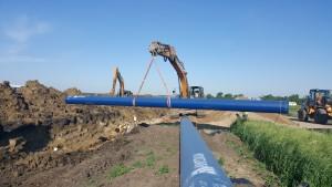 24 inch pipe for MN - Segment 3A