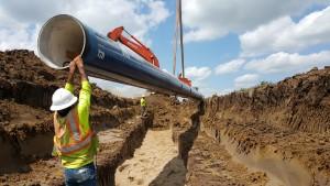 24 inch pipe for MN - Segment 2