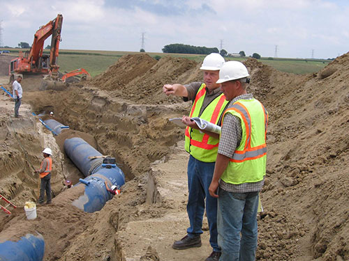 Lewis and Clark Regional Water System | Engineering