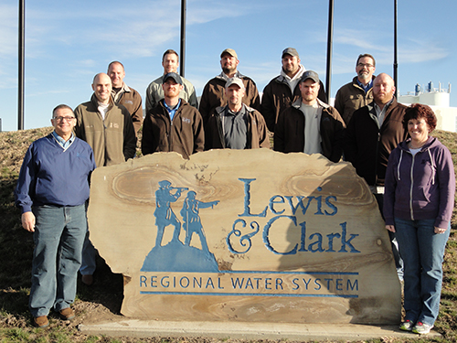 Lewis and Clark Regional Water System | Lewis & Clarke Staff