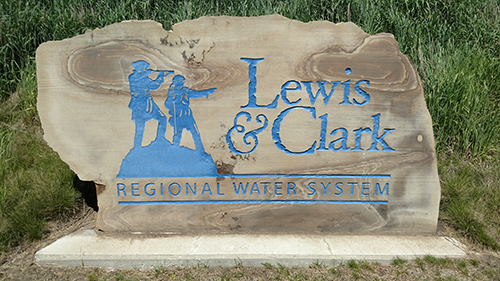 Lewis and Clark Regional Water System | About Lewis & Clark